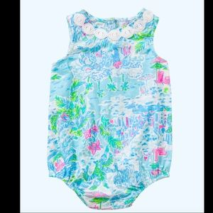 NWT Lilly Pulitzer May bodysuit